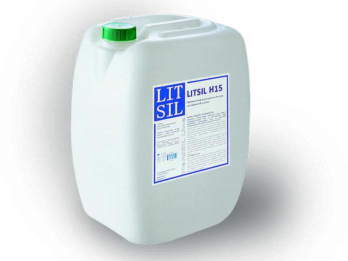 Пропитка для бетона LITSIL H15