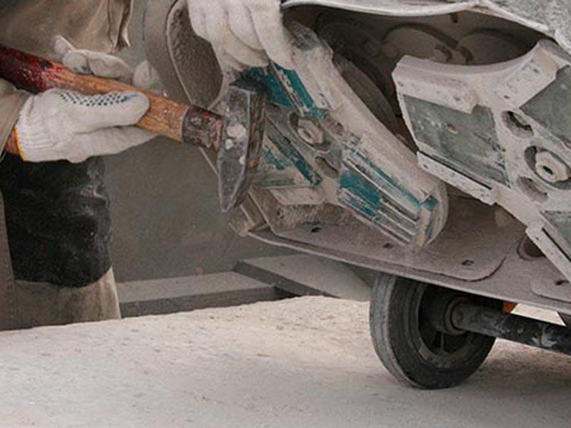 Технология полировки бетонного пола. Выглаживание поверхности.