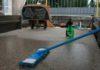 Типовая технология полировки бетонного пола