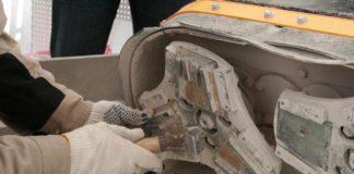 Подготовка бетонной поверхности для полировки