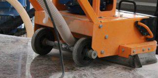 Как обработать топпинг или снять полимерное покрытие толщиной