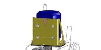 Мозаично-шлифовальная машина Сплитстоун GM-122