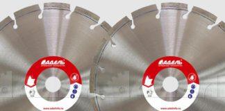 Алмазные диски с лазерной наваркой сегментов (тип L)