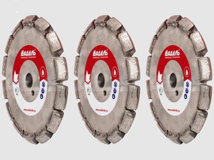 Алмазные диски для снятия фасок