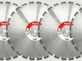 Алмазные диски для стенорезных машин