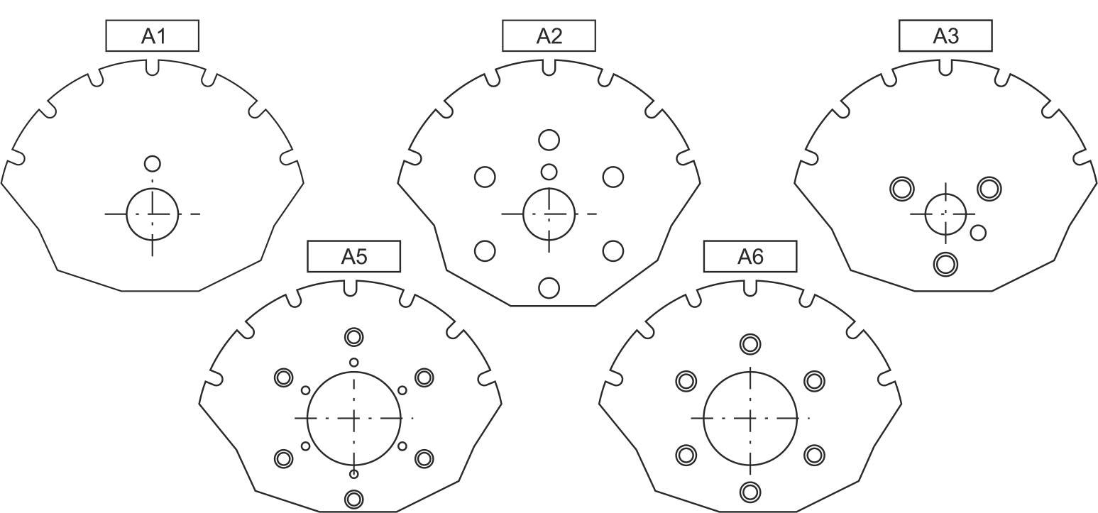 Справочная информация по алмазным дискам