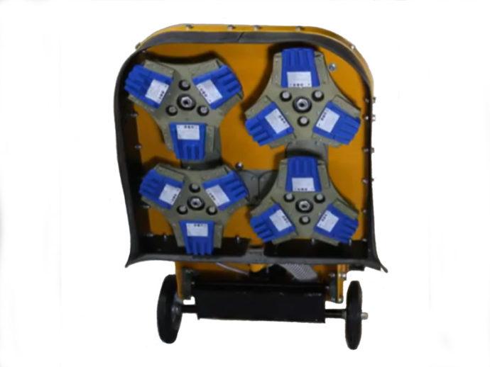 Мозаично-шлифовальная машина Сплинтстоун GM-2411 Hippo